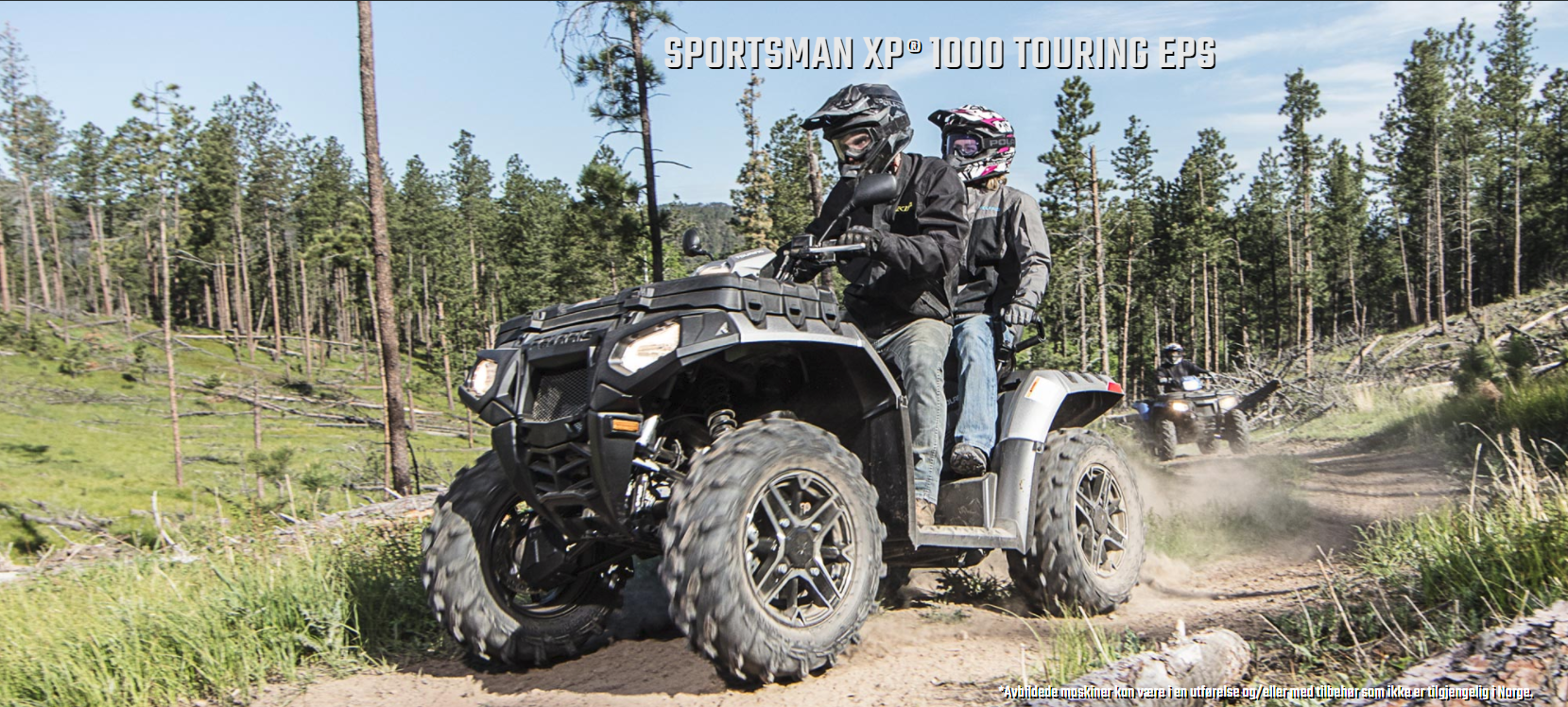 Sportsman XP 1000 Touring EPS